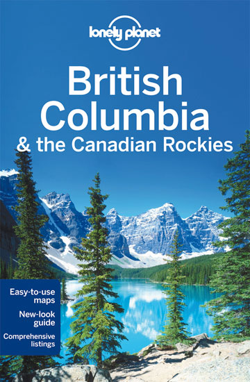 Lonely Planet's British Columbia