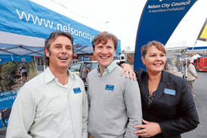 Nelson City Council candidat