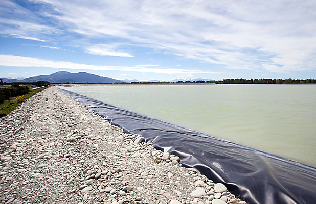 Rangitata irrigation scheme