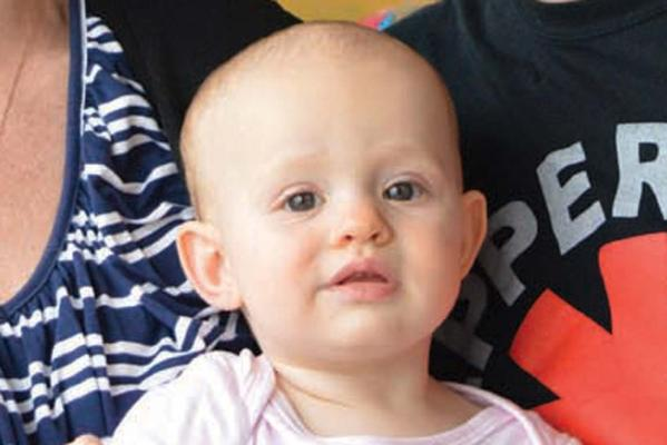 Sophie Bainbridge, Plunket baby to meet Prince George