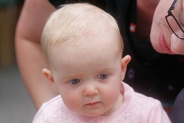 Eden Alve, Plunket baby meeting Prince George