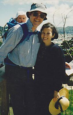 Don Brash and Je Lan