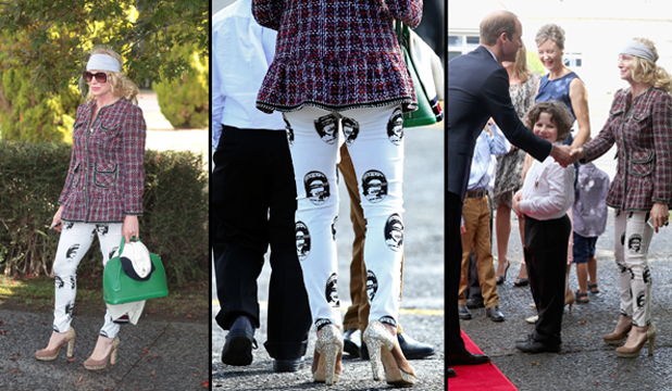 royals trousers