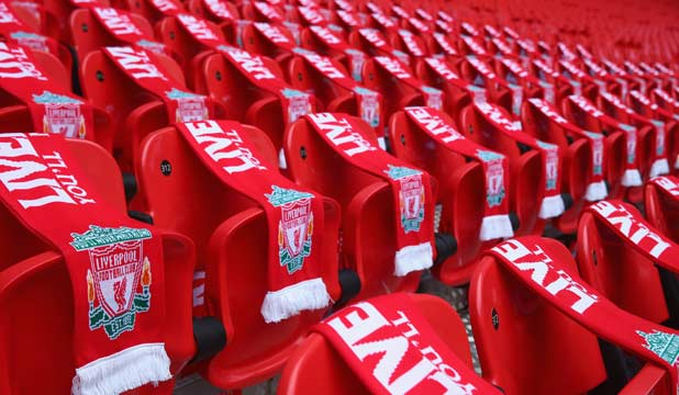 Liverpool scarves