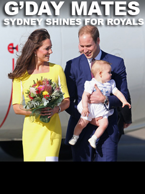 Cambridges in Sydney