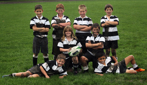 magpie rugby team