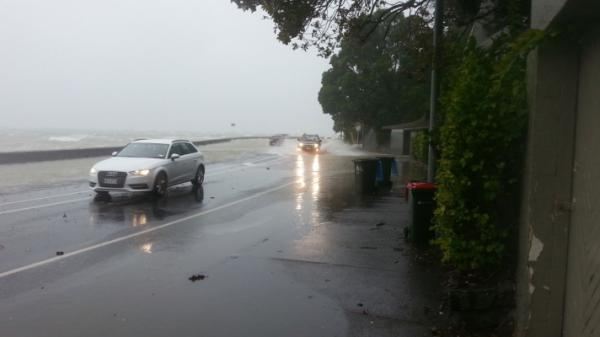 Pre-Easter storms batters North Island