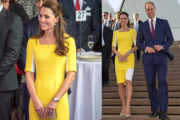 Oz Tour: What Kate's Wearing