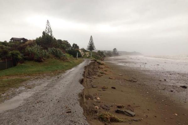 South Island Easter storm
