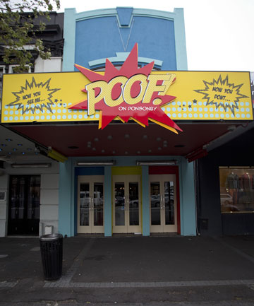 Ponsonby bar Poof! has agreed to change its name