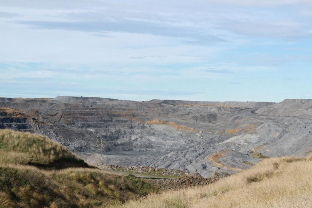Macraes mine