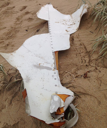 Debris not from MH370