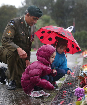 Anzac Day in Invercargill