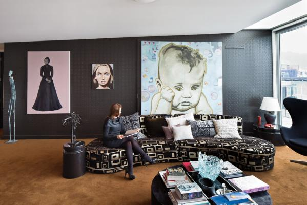 House of the week: Art hotel