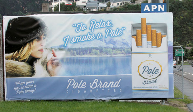 Pole cigarettes