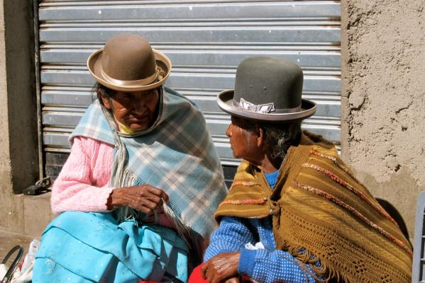 Bolivia: Close to heaven