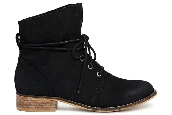 ALDO Perforated Lace-Up Boots