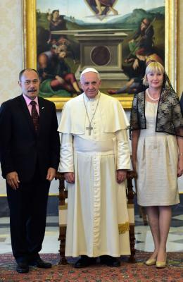 Pope Governor General