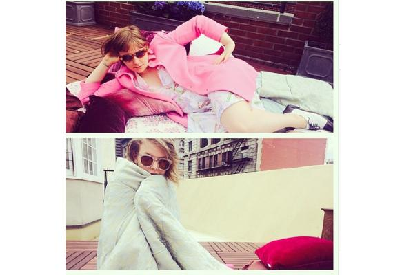 The week's best celeb Instagram and Twitter pics