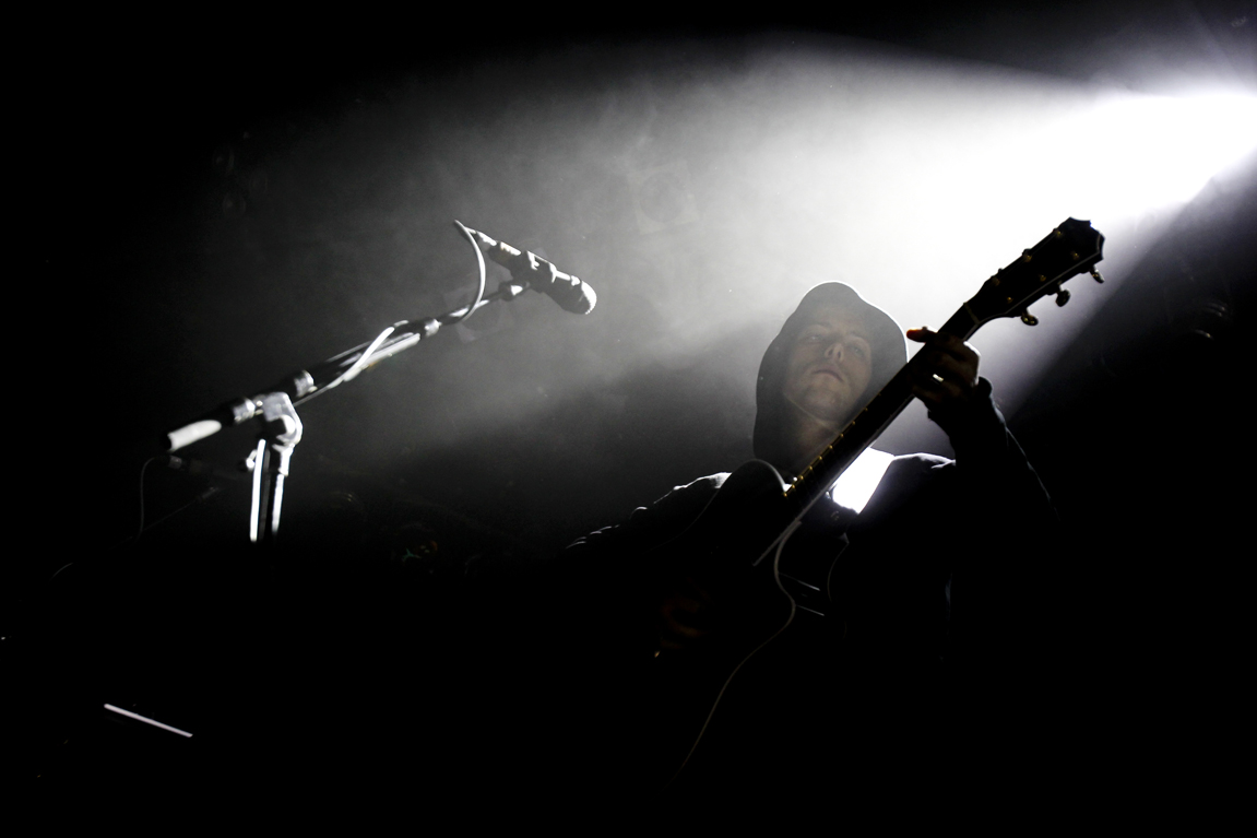 TNAF: perform at the Powerstation to a sold out audience in Auckland.