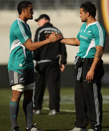 Jerome Kaino and Liam Messam