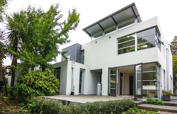 Fendalton, Glandovey Rd home