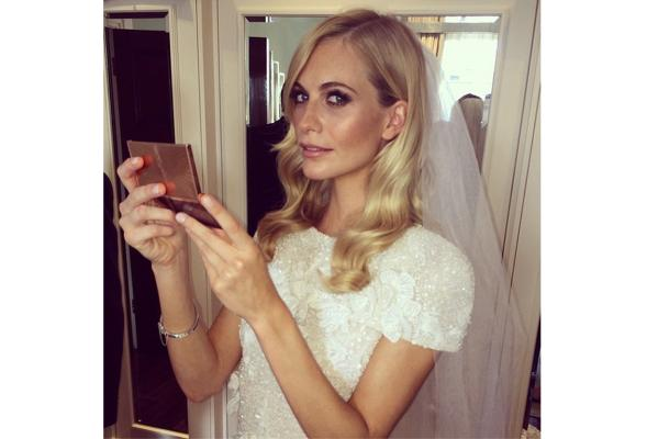 Poppy Delevingne's wedding