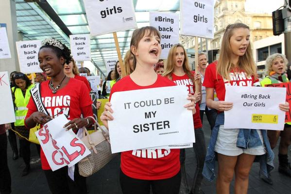 Bring back our girls 1