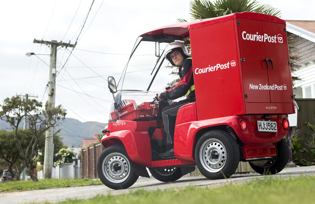 NZ Post Buggy