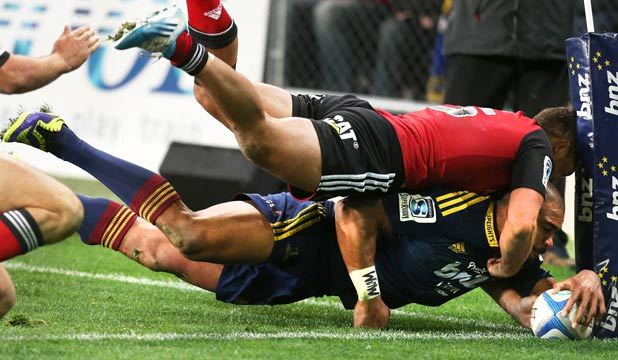 Israel Dagg game-saving tackle