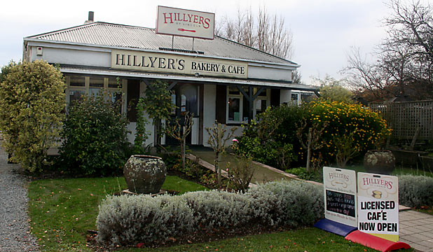 Hillyer's Bakery