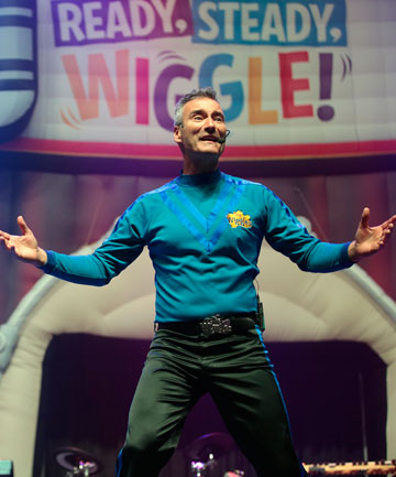 Anthony Field, Blue Wiggle