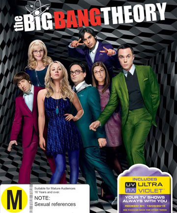 DVD review: The Big Bang Theory – The Complete Sixth Season