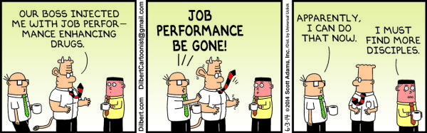 Tuesday, June 3: Workplace performance
