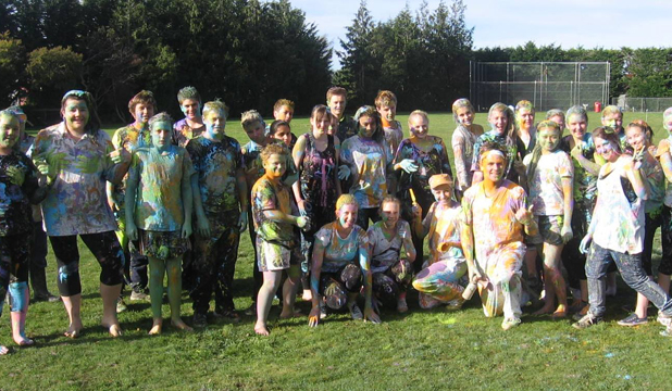 timaru waimate paint party ella bray