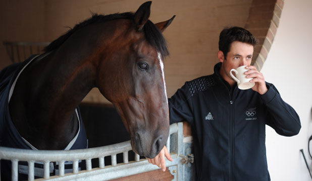 Jock Paget and Clifton Promise