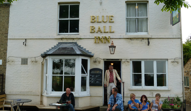 Blue Ball pub