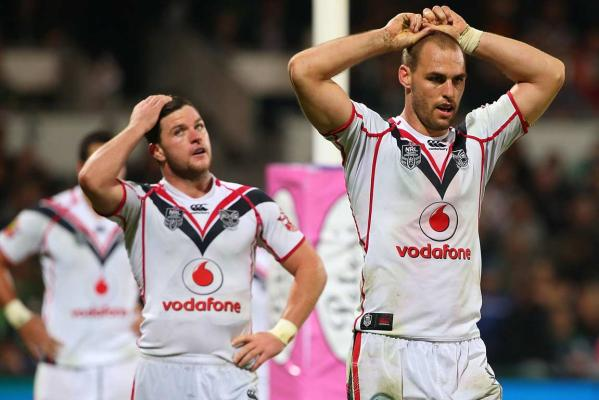 Chad Townsend and Simon Mannering