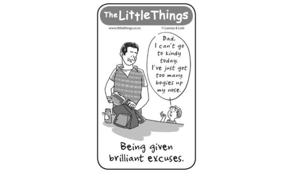 Little things Monday, June 9 2014
