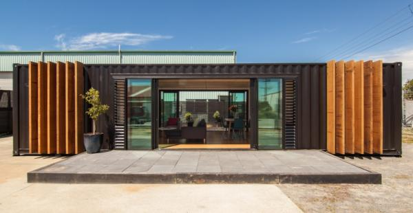 Container houses