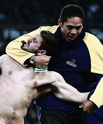 All Blacks streaker