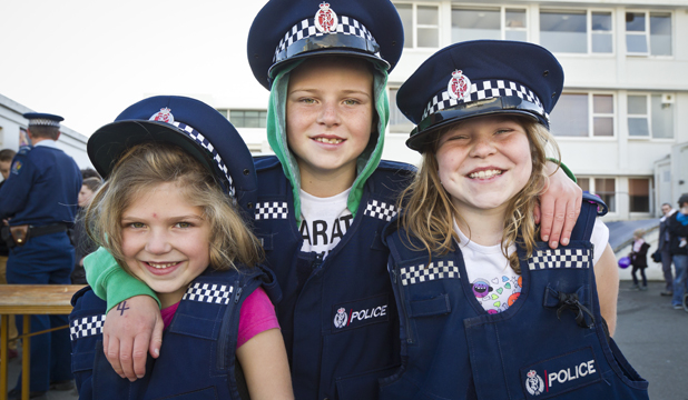 nelson police open day