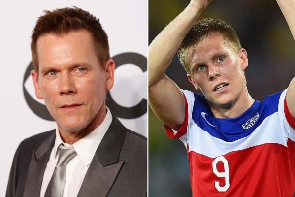 Kevin Bacon/Aron Johannsson