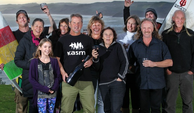 Kiwis Against Seabed Mining chairman Phil McCabe