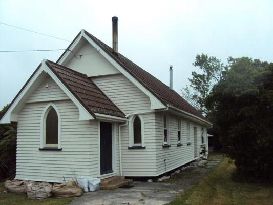 Open Homes: Converted churches