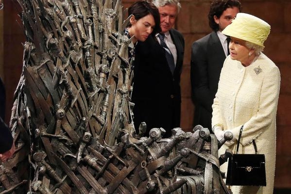 Queen on Game of Throne