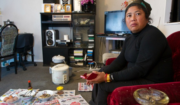 Hamilton woman Sokha Ly, aka Sokha Singh, discusses her $224,961.01 predicament