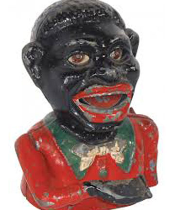 nigger money box