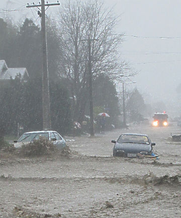 Nelson flooding
