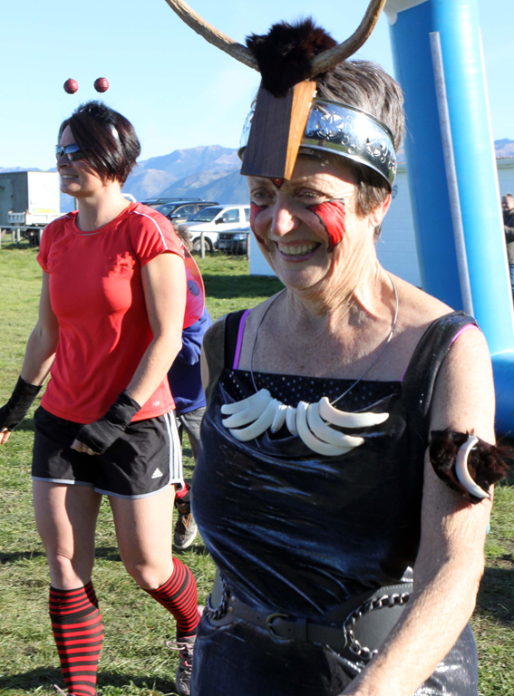 Kaikoura Ultimate Warrior